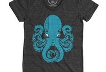 Octopus / Octopii / Octopusses / Octopodes / Cephalopod glory!