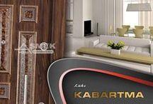 Lüks Kabartma / Luxury Embossed