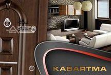 Kabartma Ceviz / Embossed Walnut
