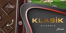 Klasik Ceviz Seri / Classic Walnut Series