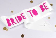 - Hen Party Sashes -