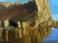 James Henry Johnston Artist / Landscape Artist. Figurative Artist. Portrait Artist. Oil Painting. Irish Artist.