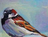Emma Cownie - Animals / Award-winning and best-selling contemporary realist artist. Based in Swansea, South Wales. Specialising in oil paintings of animals and birds. Oil and paintings of pets.