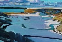 Welsh Art / Oil paintings by Welsh Artists. Paintings of Wales.