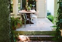 The Garden / Gardens. Garden Furniture. Garden Sheds. Garden deckchairs.