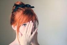 Hair things / by Kelly Fergus
