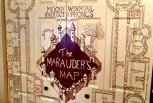 The Marauder's Map / by Chelsea L. Conner