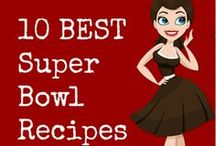 Super Bowl ideas... / by Lana Leavy