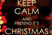Christmas /  Things I love :)