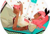 Illustration / by Rodrigo Freire