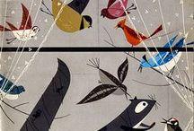 Illustrations / by Chloé Eccleston