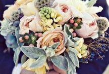wedding: flowers. / by Courtney Little