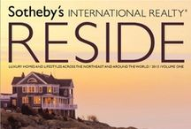 RESIDE / by Ward Wight Sotheby's International Realty