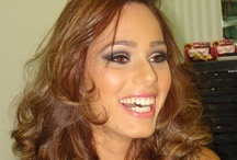 Make-up by Saionara Duarte