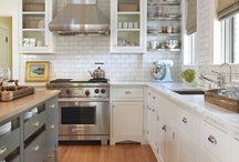 kitchen / by Jordan Chestnut