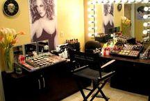 makeup studio design. / by Courtney Little