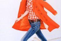 Pumpkin Orange / Color Trend for 2013, inspired by Pantone