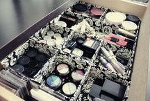 Makeup Organization / by Laina