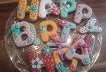 cookie buchstaben