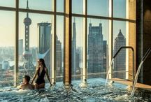 Shanghai Travel / Travel tips for Shanghai -- Trip planning with Four Seasons Hotel Pudong, Shanghai including fun within walking distance of the luxury hotel and family-friendly attractions.