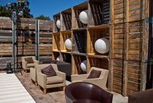 Recycled & Upcycled Pallets