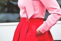Wanted: All Things Pink & Red