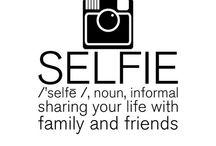 Selfie ideer / Fede ideer til Selfie Project life kurset sommeren 2014