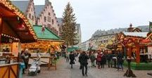 Germany's Christmas Markets / Celebrating the fantastic Christmas Markets in Germany throughout towns like Nuremberg, Frankfurt, Bamberg, Rothenburg and more.