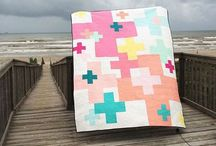 Quilts/Quilt blocks/Patterns I've made! / by Bekah Lynn