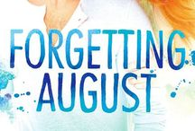 Lost & Found Duet / Pins about the Lost & Found Series (Forgetting August and Remembering Everly) by J.L. Berg