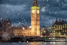 Christmas in London / Things to do in London during the holidays including Christmas markets, holiday displays, family attractions and more. In partnership with Visit London who is giving away a 5-day dream trip to the fabulous city! #LondonMoments