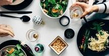 Food Photography / Creative flat lays, lighting, styling and other simply inspiring food photography.