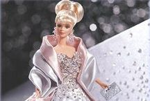 BEAUTIFUL BARBIE / I just adore her! She was my favorite as a child..and I still love her today. I have a beautiful collection of Collector Barbies...and I saved all my daughters too!  / by Carolyn