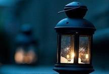 Lanterns, Candles, Streetlights
