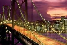 I LEFT MY ♥ IN SAN FRANCISCO / My most favorite place in the whole world! I go as often as I can!! / by Carolyn