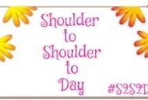 Shoulder to Shoulder to Day / Pins for the #S2S2D Blog Hop