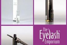 Eyelash Extension Products / Products you can find at www.eyelashemporium.com which will help you to create beautiful sets of lash extensions time and time again. Only the best quality and at amazing prices!