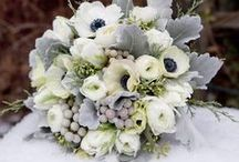 Gray,Silver and Charcoal Weddings