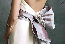 Gown Sash and Belts