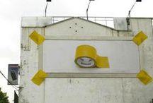 Street Art - Yarn Bombing
