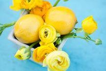 Fruitful Centerpieces