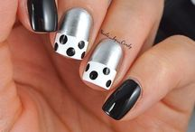 ʟ◎ṽ℮ these ηαɪℓs ideas ♡⇜      / Pretty nail designs and polish colors♡