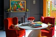 Ideas for the House / Colourful home decor inspiration