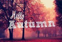 """❧ ß૯αષƬiԲષℓ℃øłøяs øf Aષtષϻᾔ  ✿~✿⊱╮ / Autumn....my favorite season!!!!  """"Autumn is the hardest season. The leaves are all falling, and they're falling like they're falling in love with the ground."""""""
