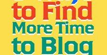 Blogging tips / If you want to start a blog or have a blog, here are some great tips in increasing engagement and maintaining your blog.