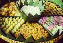 Jajan Pasar / snack. / Jajjan Pasar ( Makanan Ind )