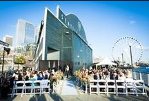 Seattle Wedding Venues / Great venues in Seattle for your wedding or event!