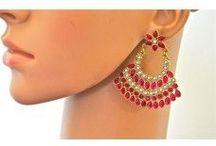 Bollywood Jewelry / Bollywood Inspired Fashion Jewelry
