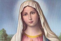 Bunda Maria / Onze-Lieve-Vrouw / Our Lady. / Bunda Maria / Onze-Lieve-Vrouw / Our Lady ! / by Theresia Purwantiningsih
