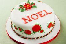 Christmas Cake. / Christmas Cake !